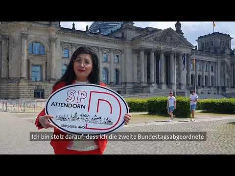 Grußwort von Bundestagsabgeordnete Nezahat Baradari