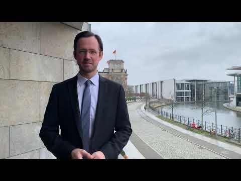 Grußwort von Dirk Wiese, Fraktionsvorsitzender der Bundestagsfraktion zu 125 Jahren!