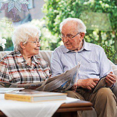 … damit Senioren nicht alleingelassen werden.