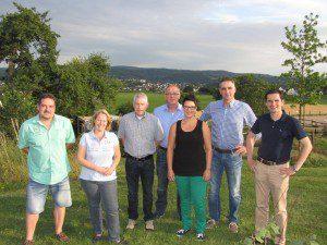 Herzliche Einladung: Bürgermeister Christian Pospischil ist zu Gast in Ennest