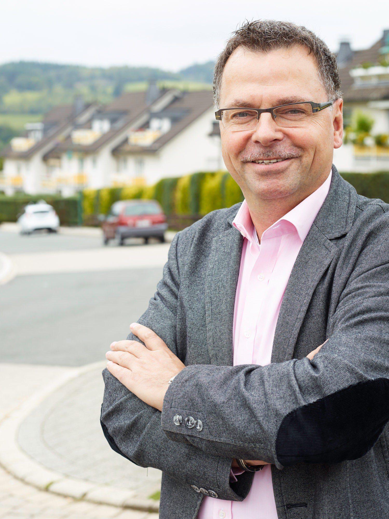 Wolfgang Langenohl -SPD Attendorn- Kreis Olpe