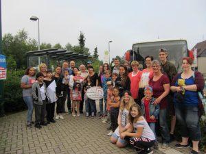SPD bietet kostenfreie Fahrt für Alleinerziehende und deren Kinder in den Ketteler Hof an!