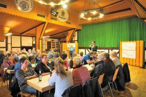 Überragend gut besuchte Bürgerversammlung in Lichtringhausen
