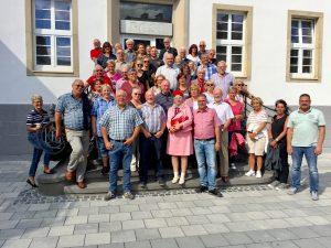 SPD-Stadtführung und Attendorner Wirtshaus im alten Postgebäude