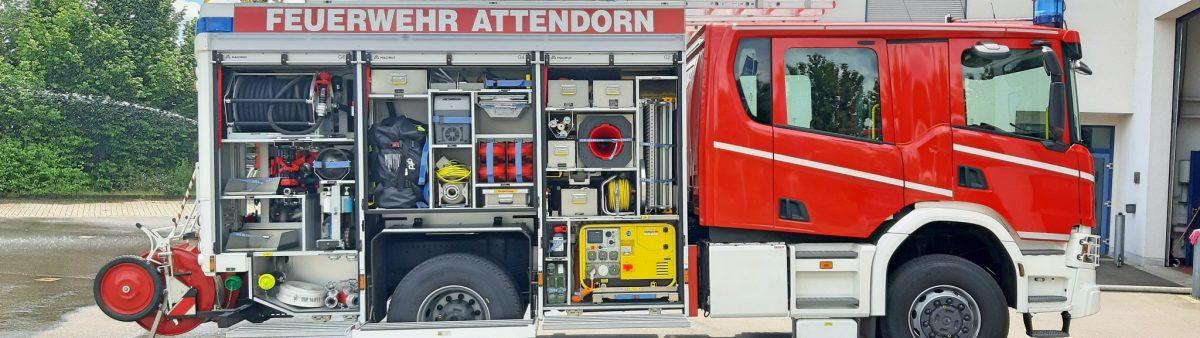 Hilfeleistungslöschfahrzeug HLF 20 - Ennest