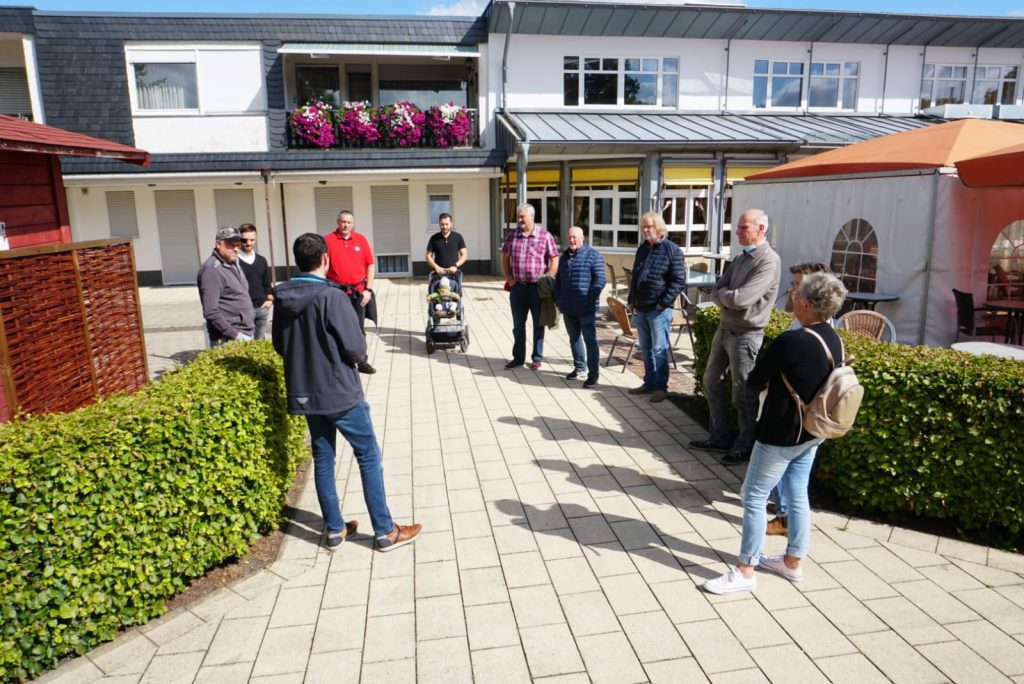 Dörfertour mit Christian Pospischil in Neu-Listernohl