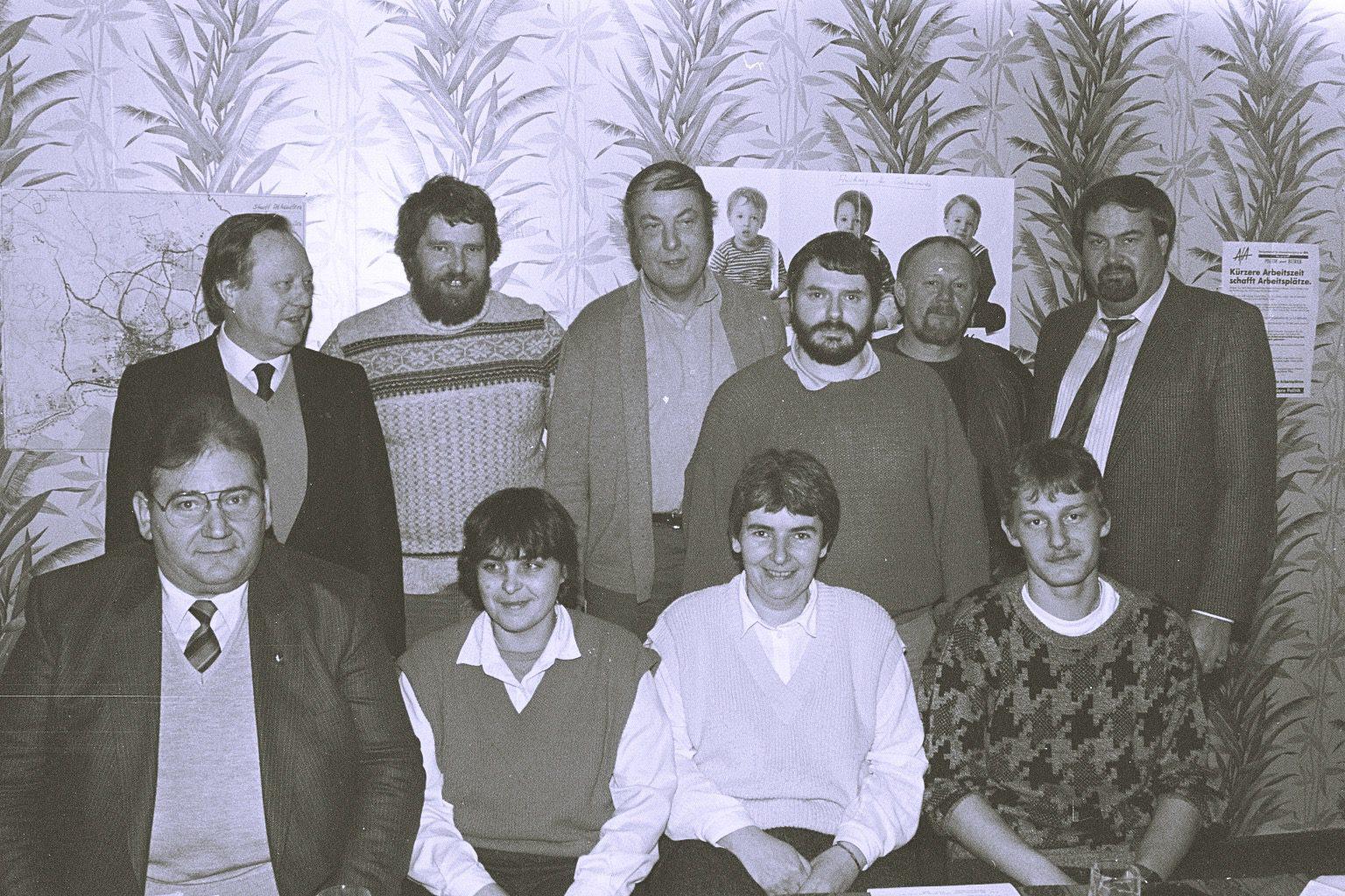 """Aus dem Archiv: Die """"jungen Rebellen"""" von 1975"""